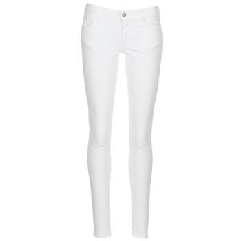 衣服 女士 多口袋裤子 Le Temps des Cerises 316 白色