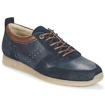 鞋子 男士 球鞋基本款 Kickers OLYMPEI 海蓝色