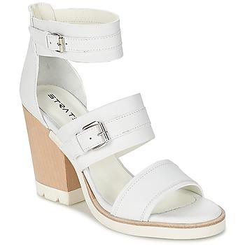 鞋子 女士 凉鞋 Strategia BARREA 白色