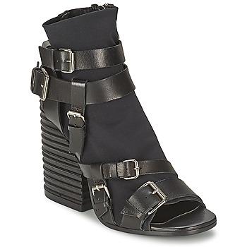 鞋子 女士 短靴 Strategia BUGNARA 黑色