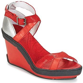 鞋子 女士 凉鞋 Pataugas GOUY 红色