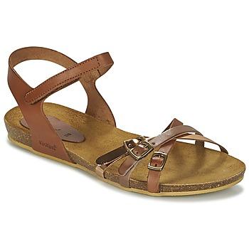 鞋子 女孩 凉鞋 Kickers BONAVISTA 驼色