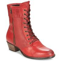 鞋子 女士 短靴 Dkode RONNIE 红色