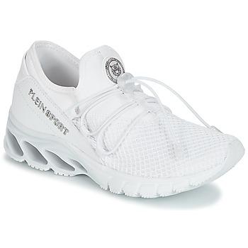 鞋子 女士 球鞋基本款 Philipp Plein Sport KRISTEL 白色
