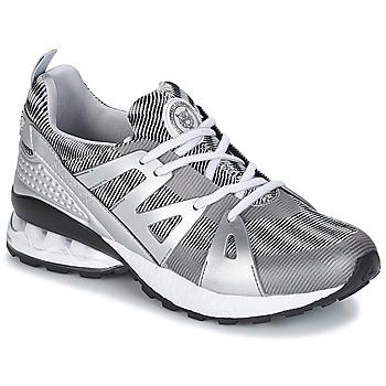 鞋子 女士 球鞋基本款 Philipp Plein Sport ARLENIS 灰色 / 银灰色