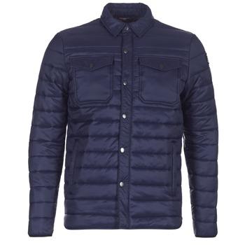 衣服 男士 羽绒服 Schott NIELS 海蓝色