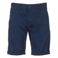 衣服 男士 短裤&百慕大短裤 Teddy Smith 泰迪 史密斯 SHORT CHINO 海蓝色