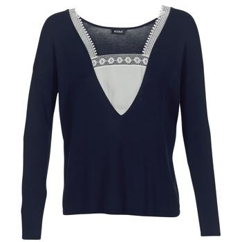 衣服 女士 羊毛衫 Kookai REPIXU 海蓝色
