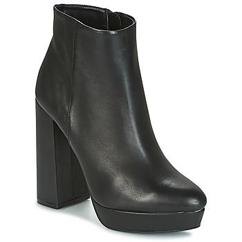 鞋子 女士 短靴 Buffalo  黑色