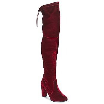 鞋子 女士 绑腿 Buffalo  红色