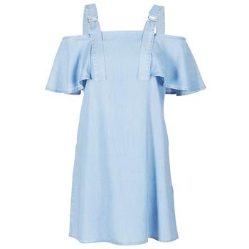 衣服 女士 短裙 Guess RACUNO 蓝色