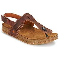 鞋子 女士 凉鞋 Art WE WALK 棕色