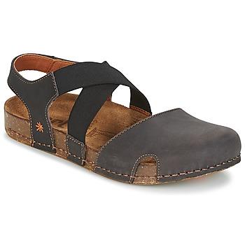 鞋子 女士 凉鞋 Art WE WALK 灰色 / 黑色