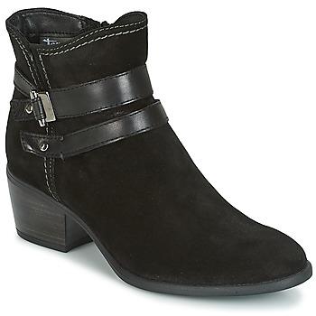 鞋子 女士 短靴 Tamaris ABERBER 黑色