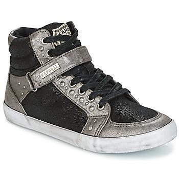 鞋子 女士 高帮鞋 Kaporal SNATCHY 黑色