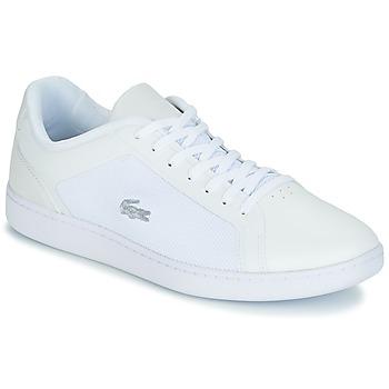 鞋子 男士 球鞋基本款 Lacoste ENDLINER 317 1 白色