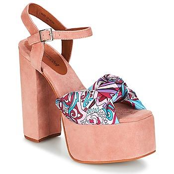 鞋子 女士 凉鞋 Jeffrey Campbell JUNIE 玫瑰色