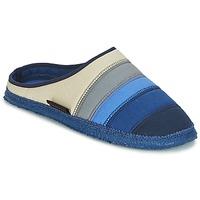 鞋子 女士 拖鞋 Giesswein AZUSA 蓝色 / 米色