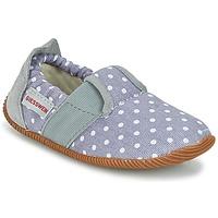 鞋子 女孩 拖鞋 Giesswein SILZ - SLIM FIT 灰色