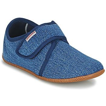 鞋子 儿童 拖鞋 Giesswein SENSCHEID 蓝色
