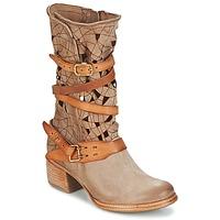鞋子 女士 短筒靴 Airstep / A.S.98 CRUZ 米色