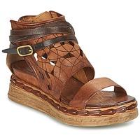 鞋子 女士 凉鞋 Airstep / A.S.98 LAGOS 棕色