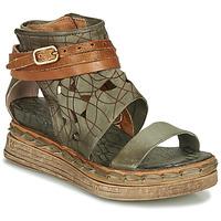 鞋子 女士 凉鞋 Airstep / A.S.98 LAGOS 卡其色