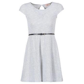 衣服 女士 短裙 Moony Mood IKIMI 白色 / 海蓝色