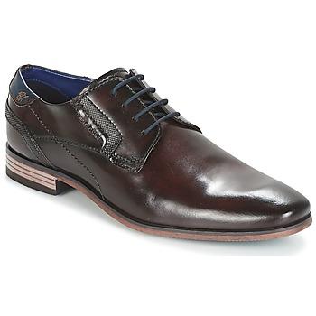 鞋子 男士 德比 Bugatti Refito 棕色