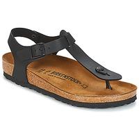 鞋子 女士 凉鞋 Birkenstock 勃肯 KAIRO 黑色
