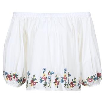 衣服 女士 女士上衣/罩衫 Moony Mood IFITI 白色