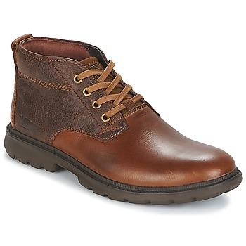 鞋子 男士 短筒靴 Caterpillar TRENTON 棕色 / Sugar
