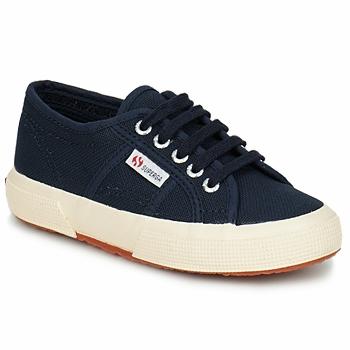 鞋子 儿童 球鞋基本款 Superga 2750 KIDS 海蓝色
