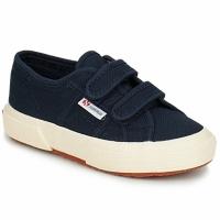 鞋子 儿童 球鞋基本款 Superga 2750 STRAP 海蓝色