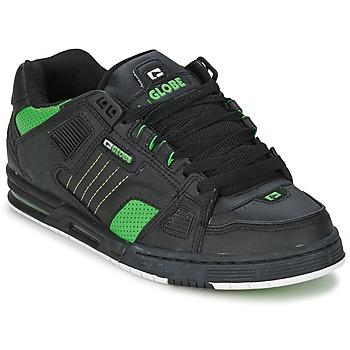 鞋子 男士 球鞋基本款 Globe SABRE 黑色 / 绿色