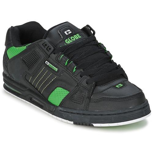 鞋子 男士 板鞋 Globe SABRE 黑色 / 绿色