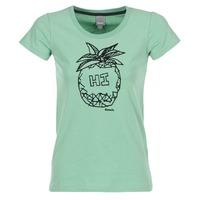 衣服 女士 短袖体恤 Bench 奔趣 BLWG002642 绿色
