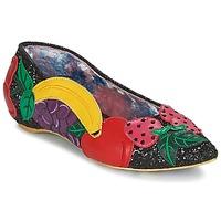 鞋子 女士 平底鞋 Irregular Choice BANANA BOAT 黑色