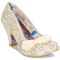 鞋子 女士 高跟鞋 Irregular Choice PALM COVE 米色