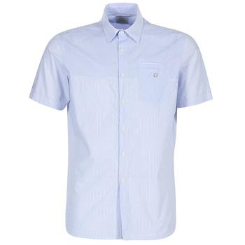 衣服 男士 短袖衬衫 Oxbow K1CAMINO 蓝色 / 天蓝