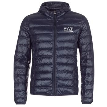 衣服 男士 羽絨服 EA7 EMPORIO ARMANI CORE ID 8NPB02 海藍色