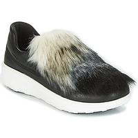 鞋子 女士 平底鞋 FitFlop LOAFER 黑色
