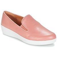 鞋子 女士 平底鞋 FitFlop SUPERSKATE 玫瑰色