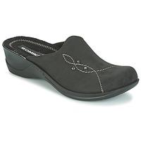 鞋子 女士 休闲凉拖/沙滩鞋 Romika VILLA 125 黑色