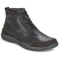 鞋子 男士 高幫鞋 Josef Seibel PHIL 03 黑色