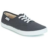 鞋子 球鞋基本款 Victoria 维多利亚 INGLESA LONA -煤灰色