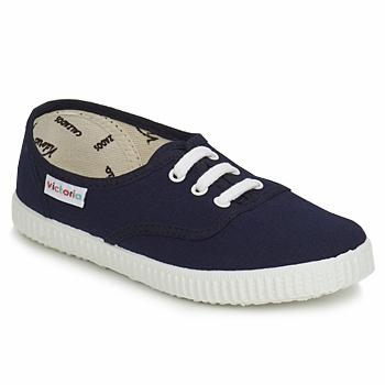 鞋子 儿童 球鞋基本款 Victoria 维多利亚 6613 KID Marino