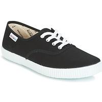 鞋子 球鞋基本款 Victoria 维多利亚 INGLESA LONA 黑色