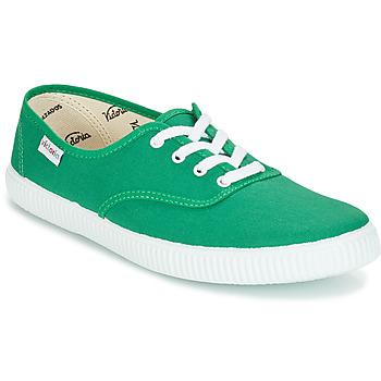 鞋子 球鞋基本款 Victoria 维多利亚 INGLESA LONA 绿色