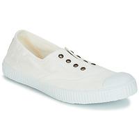 鞋子 球鞋基本款 Victoria 维多利亚 6623 白色